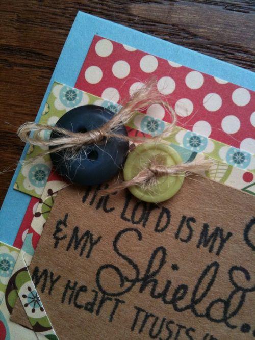Susan's Card Closeup