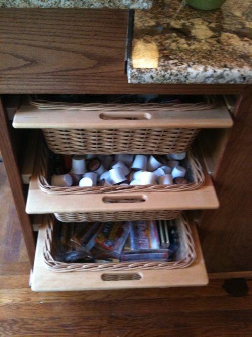 Basket Drawers