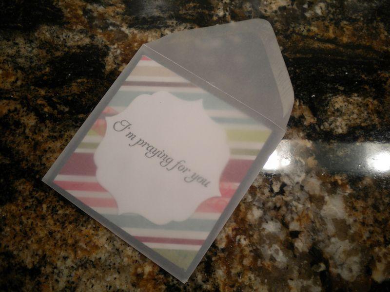 TE In Envelope