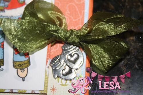 IIShape Card Ribbon