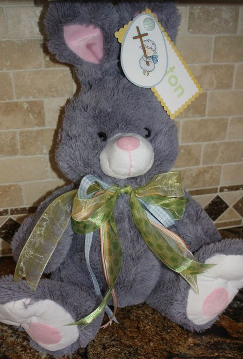 Whimsy & Stars Easter Bunny