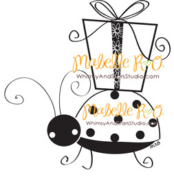 Birthday Ladybug Preview